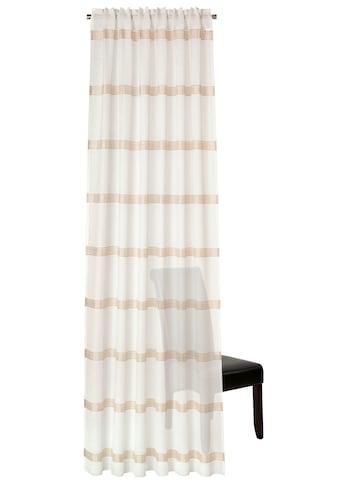 Neutex for you! Vorhang »Portis«, HxB: 245x140, Schal mit verdeckten Schlaufen kaufen