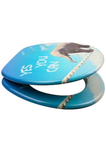 SANILO WC - Sitz »Yes you can«, mit Absenkautomatik kaufen