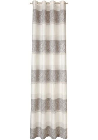 Neutex for you! Vorhang »Santos«, HxB: 245x146, Ösenschal mit Metallösen kaufen