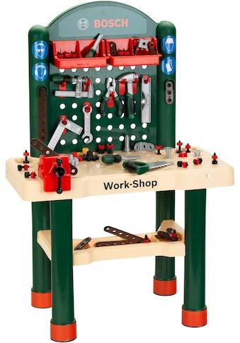 """Klein Werkbank """"Bosch, Work - Shop"""" (Set) kaufen"""