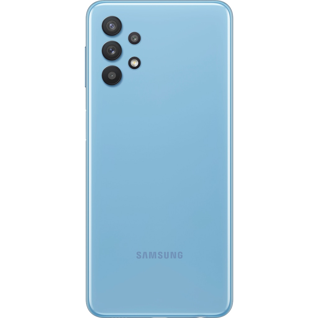 "Samsung Smartphone »Galaxy A32 5G«, (16,55 cm/6,5 "", 64 GB Speicherplatz, 48 MP Kamera), 5G"