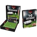 Tefal Kontaktgrill GC722D OptiGrill+ XL inkl. Tipp Kick Spiel, 2000 Watt
