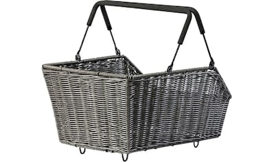 "Basil Fahrradkorb »Hinterradkorb ""Rattan Mik""« kaufen"