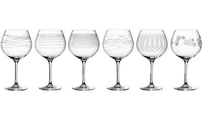 LEONARDO Portweinglas »Casella«, (Set, 6 tlg.), für Burgunder, 630 ml kaufen