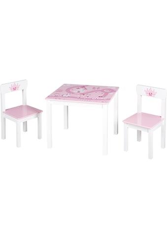 roba® Kindersitzgruppe »Krone« kaufen