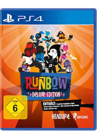 PlayStation 4 Spiel »Runbow Deluxe Edition«, PlayStation 4 kaufen