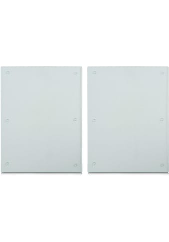 Zeller Present Schneide- und Abdeckplatte »XL«, mit 4 rutschfesten Silikonfüßen pro Platte kaufen