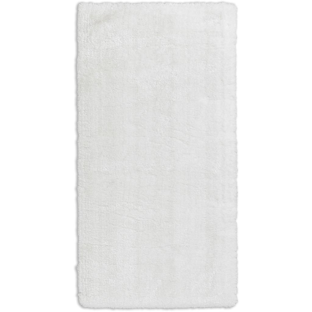 SCHÖNER WOHNEN-Kollektion Hochflor-Teppich »Heaven«, rechteckig, 50 mm Höhe, Wunschmass, weich durch Microfaser