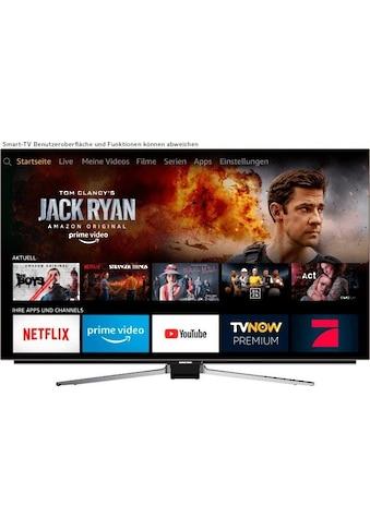 "Grundig LED-Fernseher »55 GOB 9099 OLED - Fire TV Edition HF SYL000«, 139 cm/55 "", 4K Ultra HD, Smart-TV kaufen"