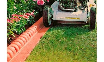 Kunststoff - Rasenkante »Außenecke Terracotta« kaufen