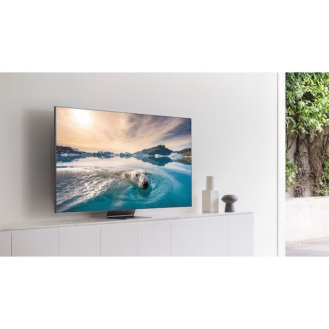 Samsung GQ55Q90T QLED-Fernseher (138 cm / (55 Zoll), 4K Ultra HD, Smart-TV