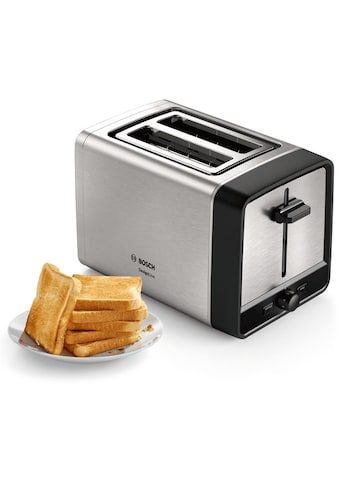 BOSCH Toaster »TAT5P420DE DesignLine«, 970 Watt kaufen
