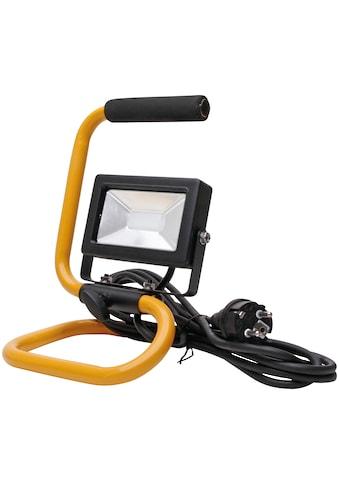 KOPP Flutlichtstrahler 10 Watt LED Wandfluter in Farbe anthrazit kaufen