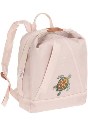LÄSSIG Kinderrucksack »Ocean, apricot, Mini Backpack«, PETA-approved vegan; aus... kaufen