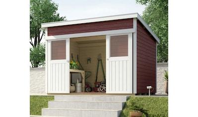 WEKA Gartenhaus »225 Gr.1«, BxT: 315x249 cm, inkl. Fußboden kaufen