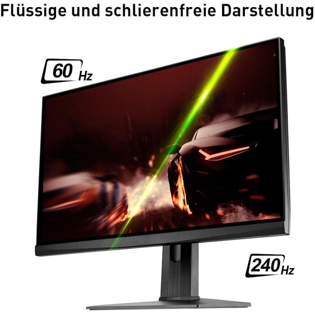 """MSI Gaming-Monitor »Optix MAG251RX«, 62,2 cm/24,5 """", 1920 x 1080 px, Full HD, 1 ms Reaktionszeit, 240 Hz, 3 Jahre Herstellergarantie"""