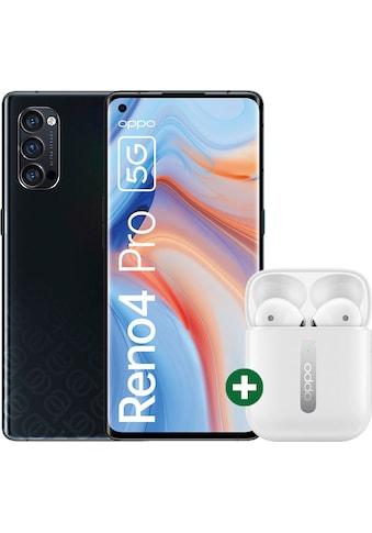 "Oppo Smartphone »Reno4 Pro 5G«, (16,51 cm/6,5 "" 256 GB Speicherplatz, 48 MP Kamera) kaufen"