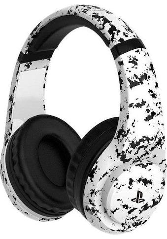 4Gamers Headset »Stereo Gaming Headset Camo Edition«, Mikrofon abnehmbar kaufen