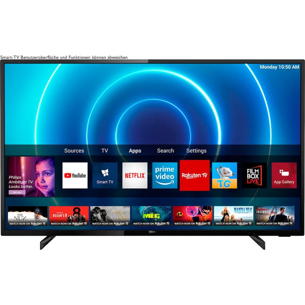 "Philips LED-Fernseher »50PUS7505/12«, 126 cm/50 "", 4K Ultra HD, Smart-TV"