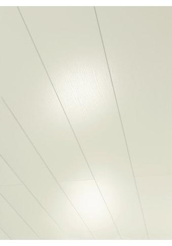 PARADOR Verkleidungspaneel »RapidoClick«, Esche weiß glänzend, 4 Paneele, 1,829 m² kaufen