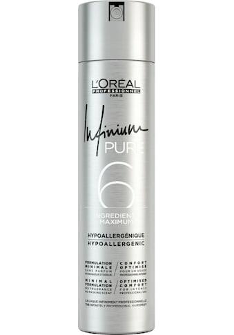L'ORÉAL PROFESSIONNEL PARIS Haarspray »Infinium Pure«, stark kaufen