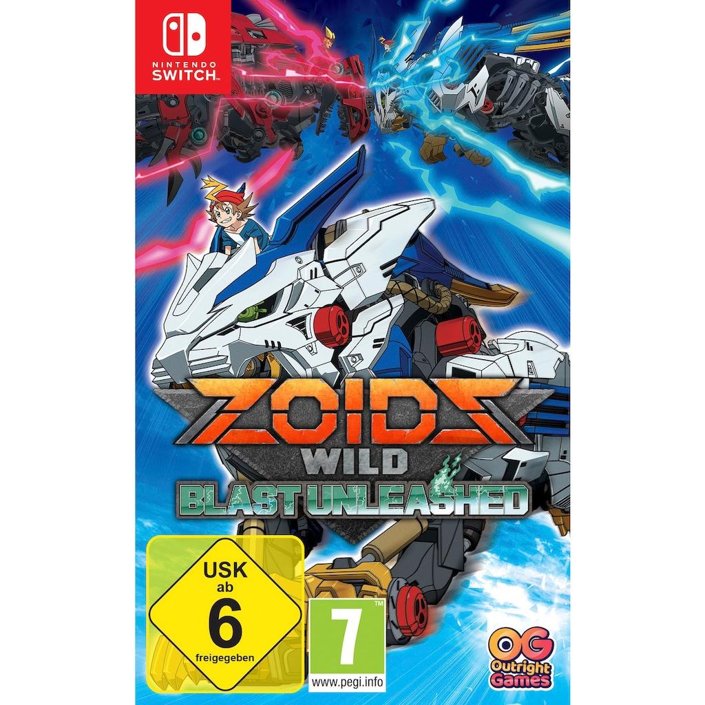 Outright Games Spiel »Zoids Wild: Blast Unleashed«, Nintendo Switch
