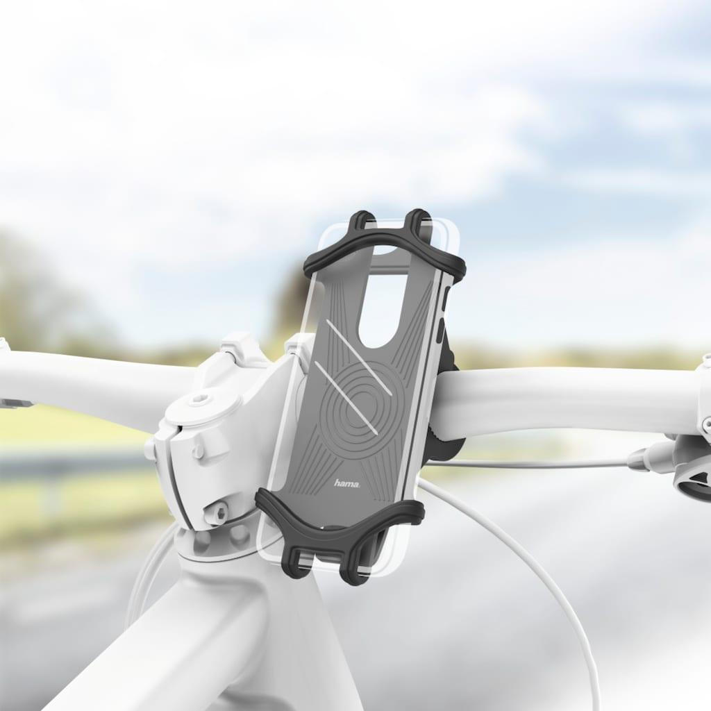 Hama Universal Smartphone Fahrradhalter Handyhalterung