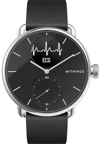 Withings Smartwatch »ScanWatch, 38mm«, (Proprietär) kaufen