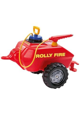 Kinderfahrzeug-Anhänger »Vacumax Fire«, Tanker für Trettraktoren kaufen
