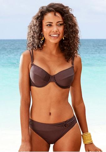 s.Oliver Bügel-Bikini-Top »Rome«, in verschiedenen Unifarben kaufen