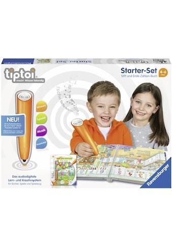 """Ravensburger Spiel, """"Starter - Set tiptoi® CREATE Stift u. Buch, Mein Lern - Spiel - Abenteuer: Erste Zahlen"""" kaufen"""