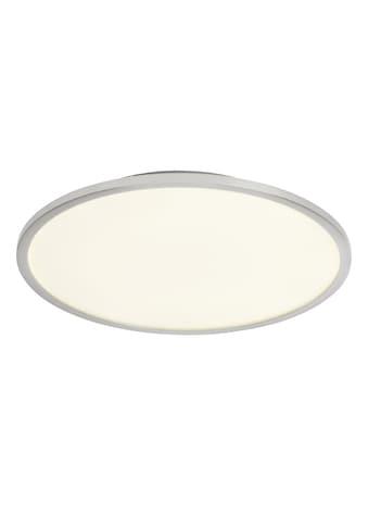 Brilliant Leuchten Ceres LED Deckenaufbau-Paneel 35cm eisen/weiß easyDim kaufen