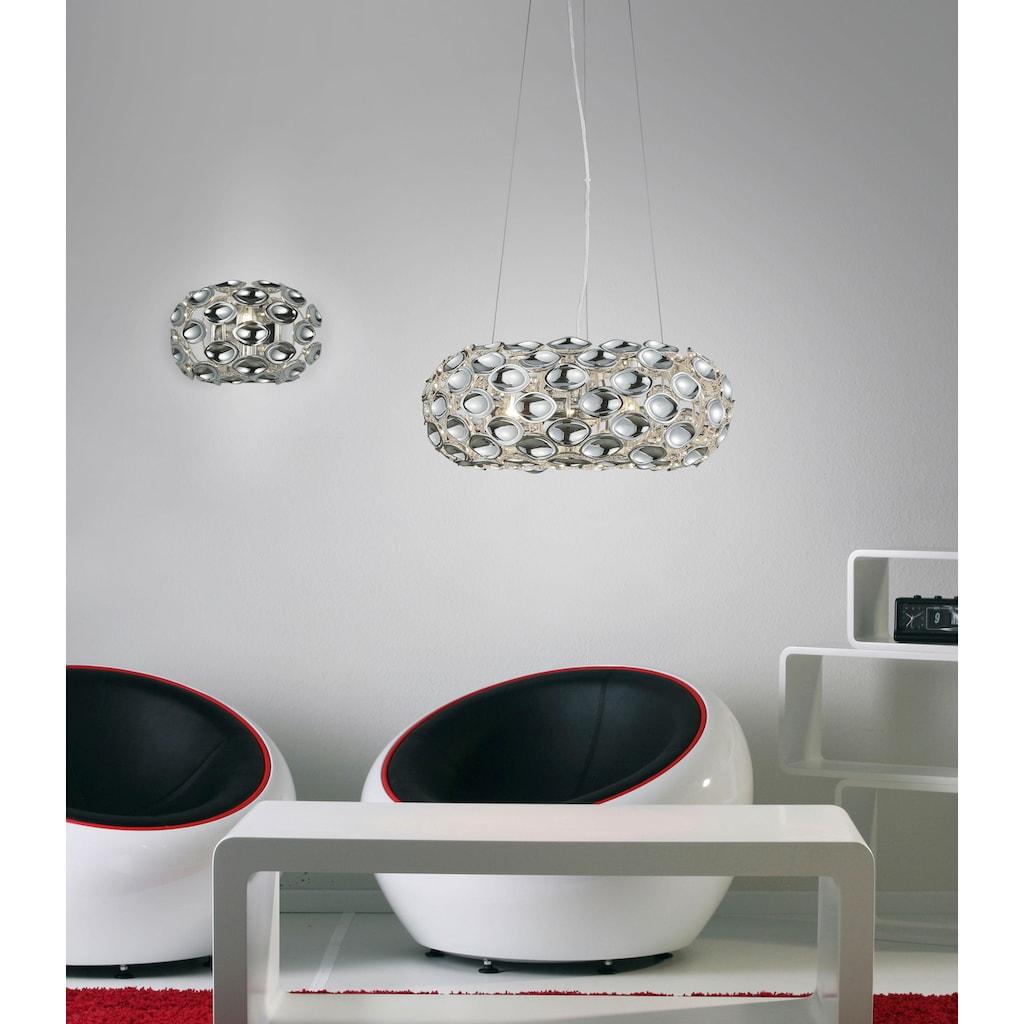 TRIO Leuchten Pendelleuchte »Spoon«, E14, Hängeleuchte, Hängelampe, Leuchtmittel tauschbar