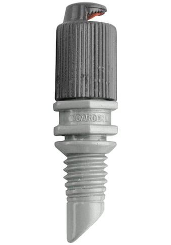 GARDENA Bewässerungssystem »Micro-Drip-System, 1367-20«, Sprühdüse 180°,Wurfweite max.... kaufen