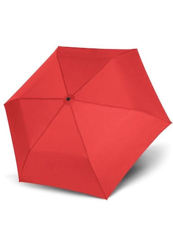 doppler® Taschenregenschirm »Zero Magic, uni rot« kaufen