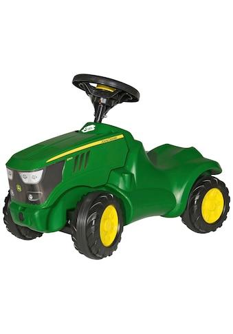 Rutscherauto »Minitrac John Deere 6150R«, für Kinder von 1,5-4 Jahre kaufen