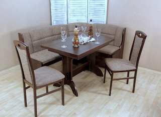 eckbankgruppe set 4 tlg auf rechnung bestellen. Black Bedroom Furniture Sets. Home Design Ideas