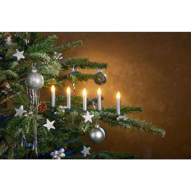 BONETTI LED-Christbaumkerzen