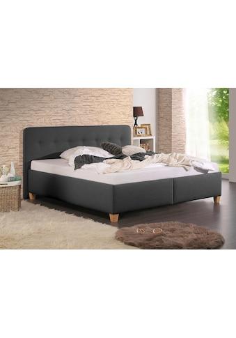 Maintal Polsterbett »Figaro«, mit oder ohne Matratze in 2 Ausführungen, Härtegrad 2 oder 3 kaufen