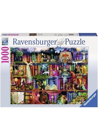 Ravensburger Puzzle »Magische Märchenstunde«, Made in Germany, FSC® - schützt Wald -... kaufen