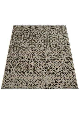 Paco Home Teppich »Coco 207«, rechteckig, 4 mm Höhe, Flachgewebe, In- und Outdoor... kaufen