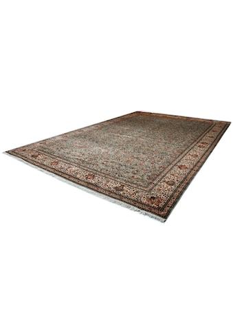 Seidenteppich, »Allover 999x4«, Kayoom, rechteckig, Höhe 10 mm, manuell geknüpft kaufen