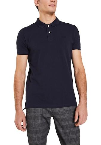 Esprit Poloshirt, mit Logostickerei kaufen