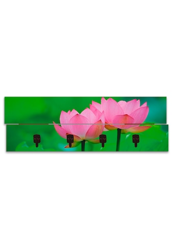 Artland Garderobenpaneel »Blühende Lotusblume« kaufen