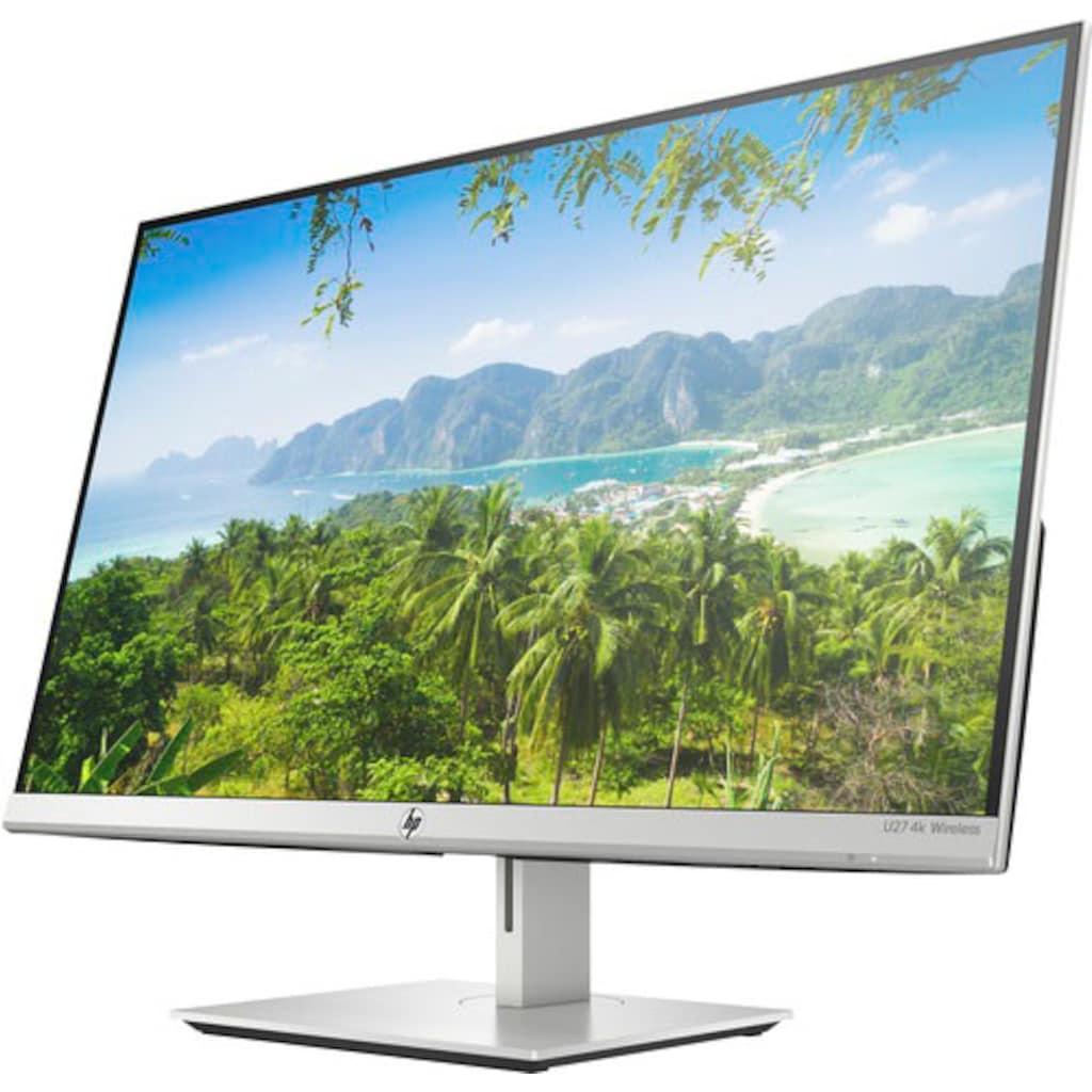 """HP LED-Monitor »U27 4k Wireless«, 68,6 cm/27 """", 3840 x 2160 px, 4K Ultra HD, 5 ms Reaktionszeit, 60 Hz"""