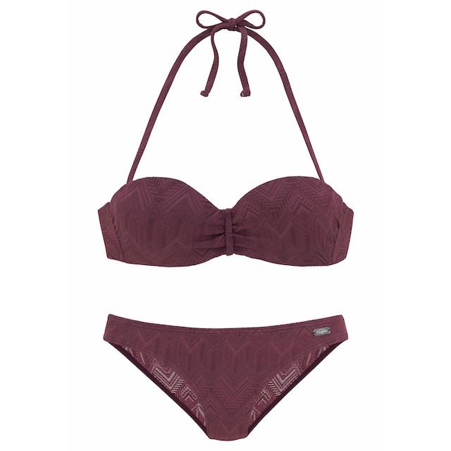 Buffalo Bügel-Bandeau-Bikini