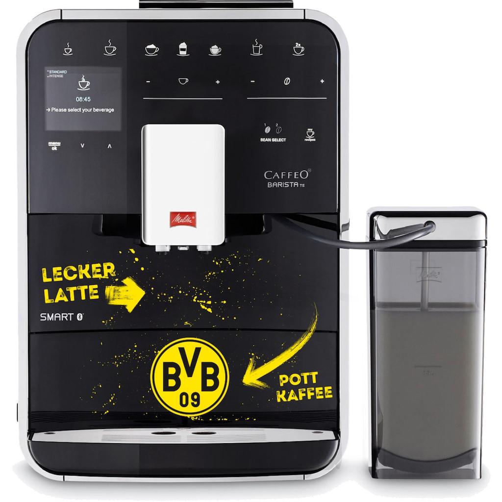Melitta Kaffeevollautomat »Barista TS Smart® BVB-Edition«