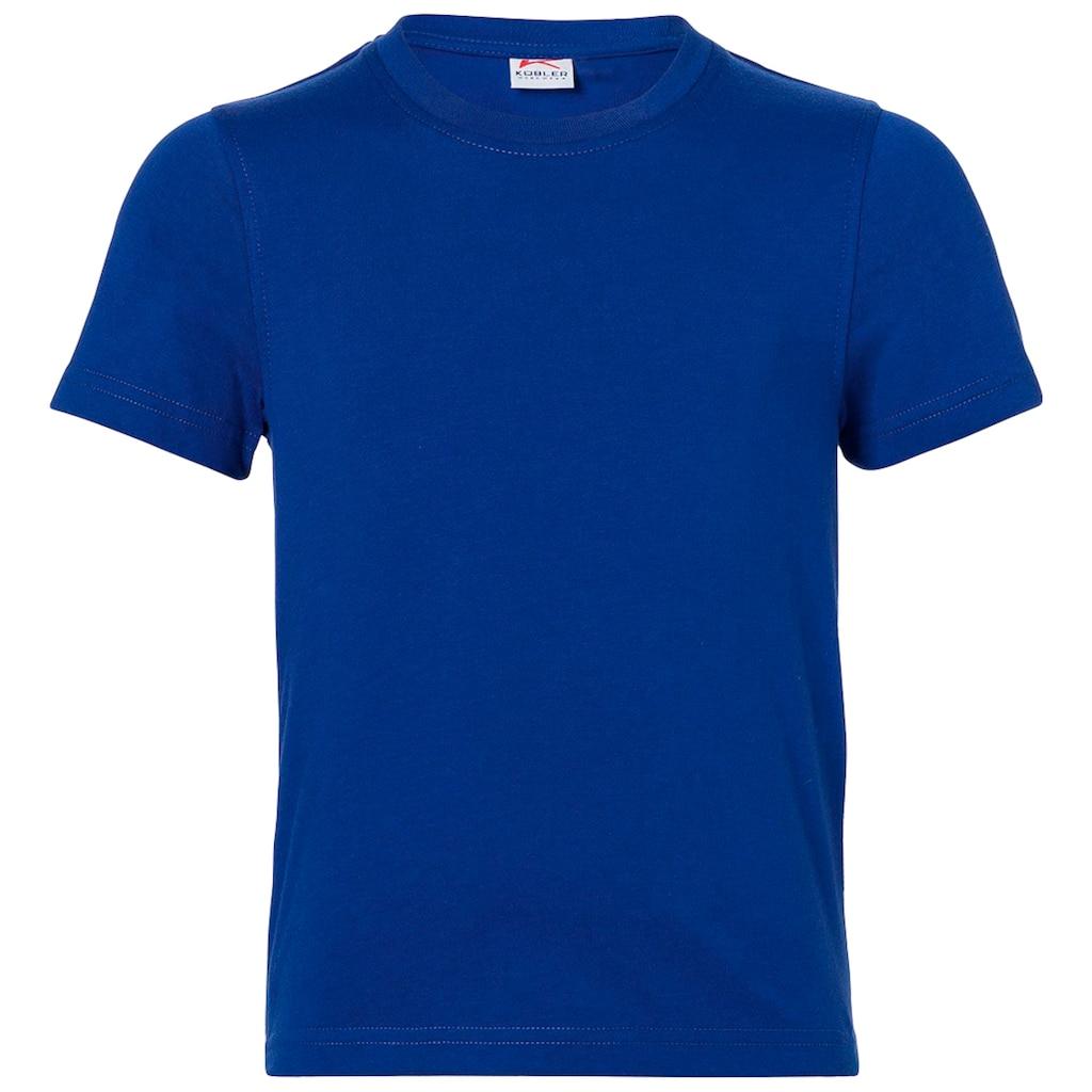 KÜBLER T-Shirt »KIDZ«, kurzarm