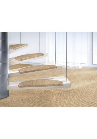 Dekowe Stufenmatte »Mara S2«, halbrund, 5 mm Höhe, 100% Sisal, große Farbauswahl, auch... kaufen