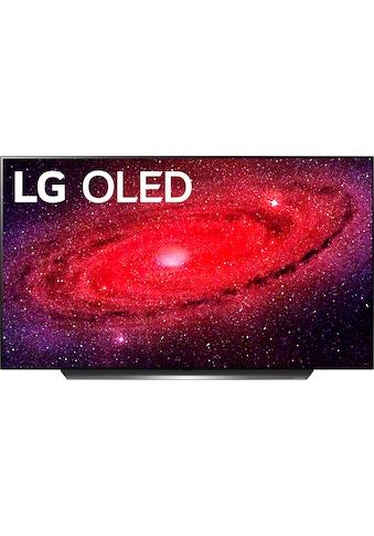 LG OLED55CX9LA OLED - Fernseher (139 cm / (55 Zoll), 4K Ultra HD, Smart - TV kaufen